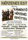 Vasvár, Kármentő fellépése 2016.01.06 18:00
