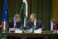 A Magyar-Szlovák Környezetvédelmi és Természetvédelmi Együttműködési Vegyesbizottság 15. ülése, 2015.02.18.
