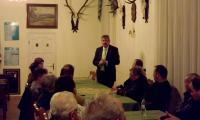 Dunaszentgyörgy, előadás a KDNP helyi alapszervezetének rendezvényén, 2015.03.12.