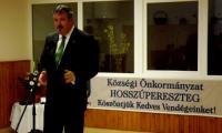 Hosszúpereszteg, Művelődési ház átadása, 2015.04.11.