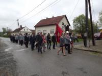 Szakonyfalu, Önkéntes tűzoltók új autójának átadása, 2015.04.03.