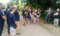 Püspökladány, Hortobágyi természetvédelmi kutatótábor meglátogatása, 2015,06.30