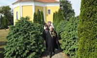 Vasszécsenyi szentmise és szoboravató 2015.augusztus 16