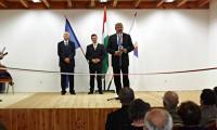 Egervár, Faluház és Könyvtár átadó, 2015. szeptember 25
