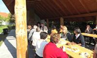 Nemzeti Fórum Piknik Dinnyésen, a Templomkert Hagyományőrző Turisztikai Központban.