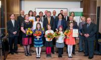 Budapest Meteorológiai Világnap Ünnepség, díjátadó 2016.03.23
